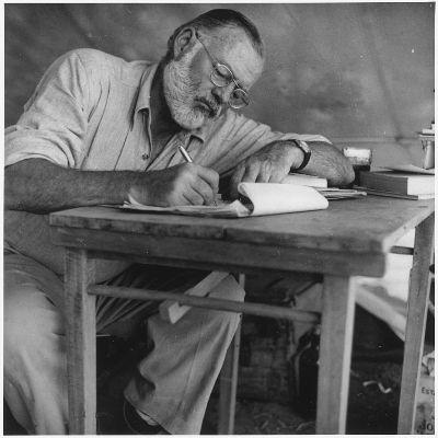 120 лет со дня рождения Эрнеста Миллера Хемингуэя - 21 июля 2019 года