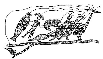 Пиктография как этап развития начетательного письма