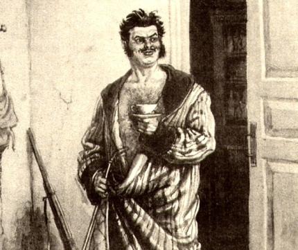 Сочинение на тему: Характеристика образа Ноздрева в «Мертвых душах» Н.В. Гоголя