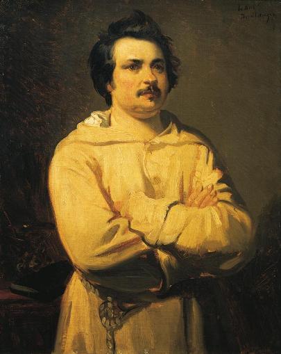 220 лет со дня рождения Оноре де Бальзака - 20 мая 2019 года