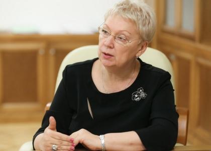 Ольга Васильева рассказала о достижениях ЕГЭ и призвала не считать обучение услугой