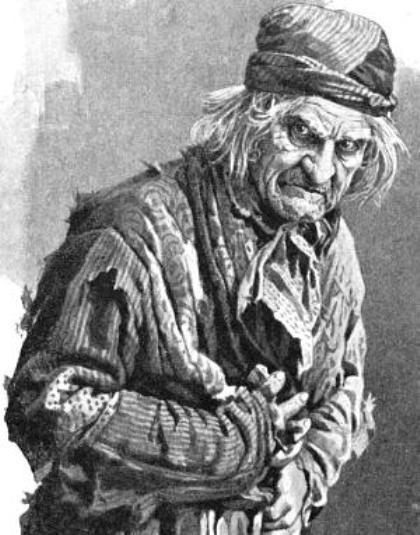 Характеристика образа Плюшкина в «Мертвых душах» Н.В. Гоголя